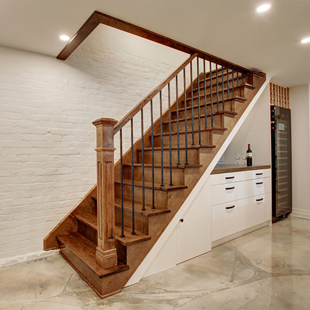 More than a functional staircase