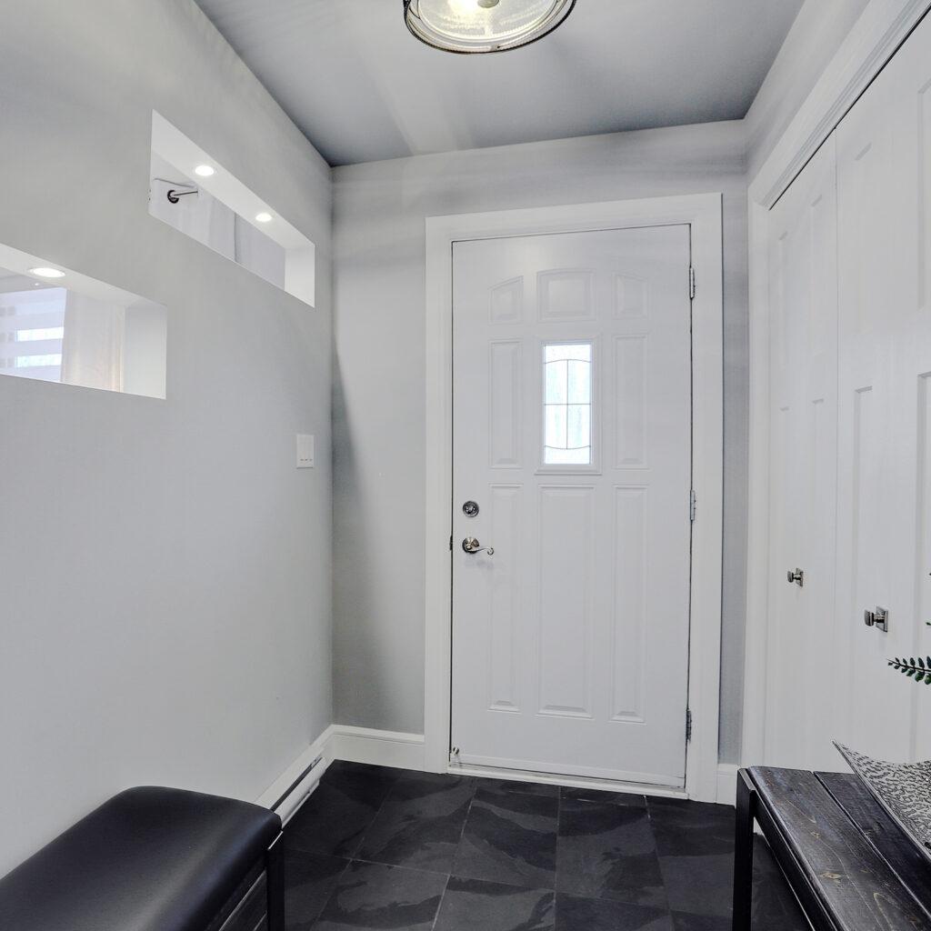 Hall d'entrée intégré